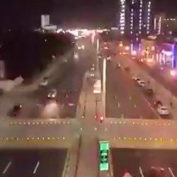 بالصور.. بلدية الخرج تبدأ في إعادة سفلتة شوارع حي السلام