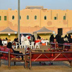 بالصور.. تدشين مهرجان التميّز في ثمان مدارس بنات بالخرج