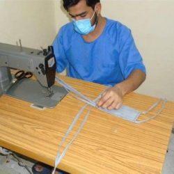 إدارة مستشفى #الدلم تمنح منسوبيها أوسمة أبطال كوفيد 19