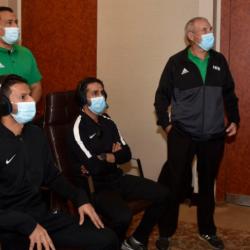 """""""جوميز"""" ينشر صورة جديدة قبل مباراة الديربي أمام النصر"""