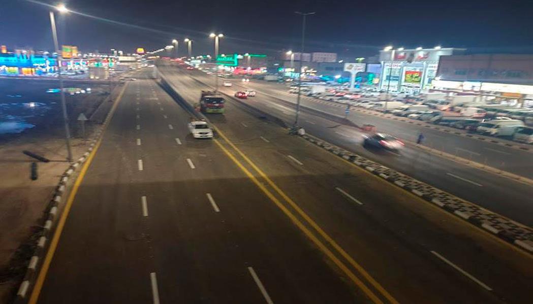 الخرج اليوم غدا افتتاح طريق الأمير نايف بن عبد العزيز في الدمام
