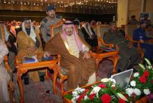 وزير العمل السعودي غازي القصيبي يقرر احتساب المعاق الواحد بـ 4 في نسبة السعودة
