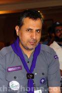 ثلاثية الأمير أحمد السديري تستضيف نائب رئيس الكشافة السعودية
