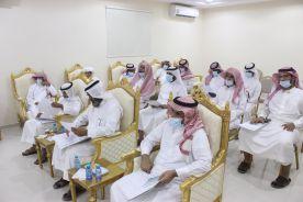 بالصور.. جمعية الدعوة والارشاد وتوعية الجاليات بنعجان تعقد اجتماعها الاعتيادي الأول