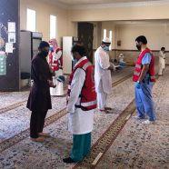 470 متطوعاً في 107 مساجد.. نتائج مبادرة الهلال الأحمر لفحص مصلي الجمعة