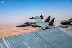 """""""التحالف"""": بدء عملية عسكرية لتحييد القدرات النوعية للحوثيين وتدميرها"""