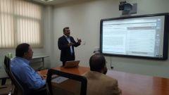 بـ #الخرج جامعة الأمير سطّام بن عبد العزيز تنظم ورشًا تدريبية للارتقاء بالبحث العلمي
