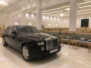 قصر الحلم الابيض للاحتفالات والمؤتمرات بـ #الخرج يفاجئ عملاءه بعروض كبرى وسيارة روزرايس للعريس