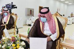 نائب أمير جازان يدشن مشروعات صحية بأكثر من 189 مليون ريال