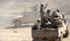 بإسناد من مقـاتلات التحالف.. الجيش اليمني يستعيد مواقع حيوية في معارك شرق صنعاء والجوف
