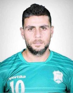 وفاة لاعب منتخب لبنان السابق محمد عطوي متأثرًا بإصابته برصاصة طائشة