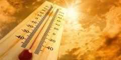 """ينبع تسجل أعلى درجة حرارة في العالم.. و""""المسند"""" يوضح السبب"""
