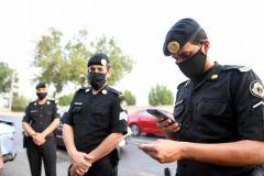 """بالفيديو.. رجال الأمن بالمدينة المنورة يرصدون المخالفين بعدم لبس """"الكمامة"""""""