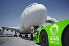 """""""الخدمات الأرضية"""" تبرم مذكرة تفاهم لتوظيف أحدث التقنيات في تعقيم الطائرات والمطارات بالمملكة"""