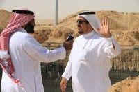 موضحا آخر ما تم انجازه : علي غرامة يتحدث للخرج اليوم حول عبارة الرياض  – فيديو
