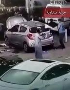 بالفيديو.. مواطن يطلق النار على عمال مركز صيانة بعسير.. والجهات الأمنية تطيح به