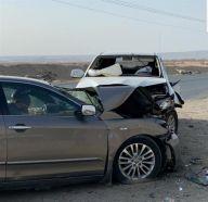 وفـاة شخص وإصابة 5 في حـادث مروري مـروع شمال مكة المكرمة