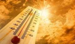هذه أعلى وأدنى درجات الحرارة المسجلة في المملكة اليوم