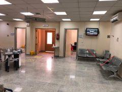بمتابعة المحافظ، و إشراف د.الدخيني، مستشفى #الدلم يستكمل تجهيز عيادتي (تطمن) و (تأكد)