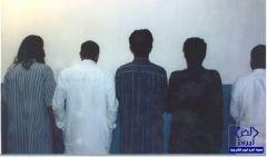 الرياض: الإطاحة بسالبي ستة ملايين ريال من صرافة مستخدمين رشاش كلاشنكوف ..!! ( صور)