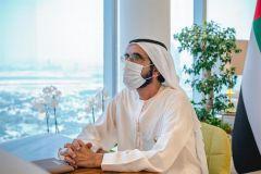 محمد بن راشد يعلن إطلاق مشروع إماراتي لاستكشاف القمر.. وسيهبط على سطحه في هذا الموعد