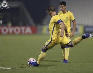 حمدالله يفوز بجائزة رجل مباراة النصر وسابهان الإيراني