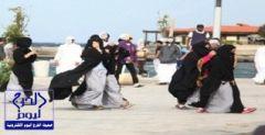 الهيئة تضبط طلاب وطالبات ثانوية في تجمع مختلط على كورنيش جدة