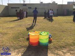 رحلة ترفيهية لطلاب التربية الخاصة بثانوية الملك عبدالله