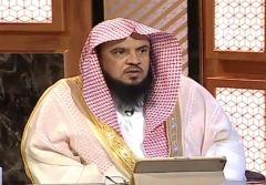 """بالفيديو.. الشيخ """"السبر"""" يوضح حكم الدعاء خلال الصلاة في أمور الدنيا"""