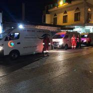 بالصور.. مركز الملك سلمان للإغاثة في بيروت يواكب أعمال الإجلاء الطبي فور وقوع الانفجـار