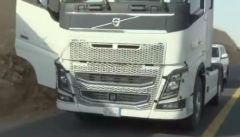 """بالفيديو.. """"مدينة الملك عبد العزيز"""" تنجز المرحلة الأولى من مشروع الشاحنات ذاتية القيادة"""