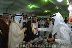 نيابة عن سمو أمير منطقة #عسير : محافظ رجال ألمع يدشن انطلاق فعاليات مهرجان العسل التاسع بالمحافظة