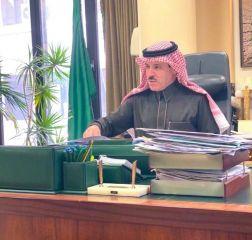 الاستاذ علوش السبيعي وكيلا لامارة الرياض للشؤون الأمنية