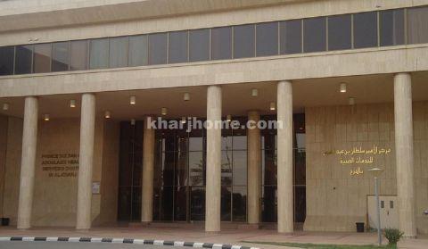 مرافق لوالده يعتدي على ممرضة بمستشفى الملك خالد بالخرج