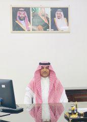 تعيين الاستاذ/محمد بن علي المرحوم مدير مكتب وزارة المالية بمحافظة الخرج