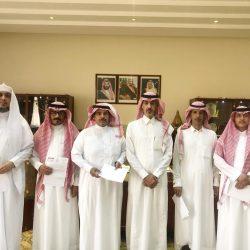 محافظ الخرج يستقبل سفير النوايا الحسنة للخدمات الإنسانية أ / سعود بن سعد الغريب