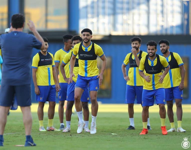 """""""حمدالله"""" و""""مارتينيز"""" يقودان النصر ضد الأهلي في كأس الملك ..."""