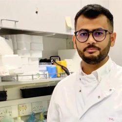 جامعة الأمير سطام تحقق أنجازاً بحثياً في في مكافحة فيروس كورونا
