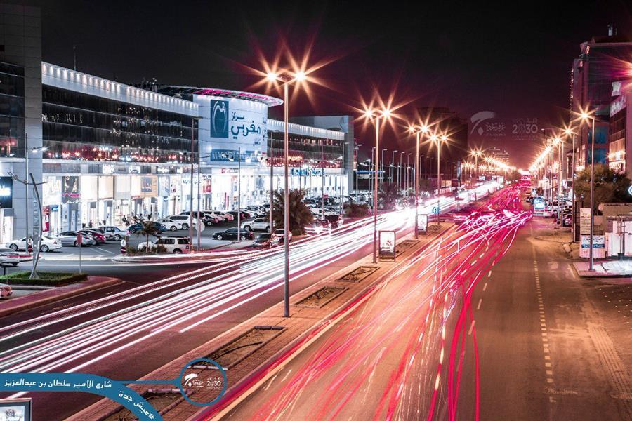 قطار الرياض: إزالة التحويلة المرورية على طريق الأمير سلطان بن عبدالعزيز وشارع عبدالله بن سليمان الحمدان