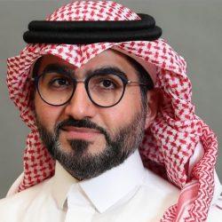 الماضي يلتقي قائد قوة أمن المنشآت بالخرج المقدم / عبدالعزيز بن فهد الحقباني
