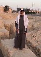 بالفيديو.. الباحث العقيلي يزور بعض آثار محافظة الاحساء