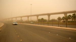 تنبيهات برياح نشطة على أجزاء من مكة والمدينة ونجران