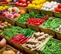 """""""البيئة"""": استهلاك المملكة من الخضراوات والفواكه أقل من المعدلات العالمية"""