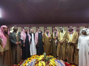 بالصور والفيديو.. الأمير الدكتور نايف بن ثنيان آل سعود يشيد ببرنامج سمو سيدي ولي العهد للتسامح