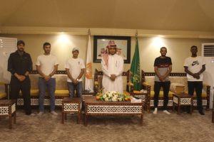 نادي الشرق بمحافظة #الدلم يدشن لعبة الدراجات ضمن رؤية 2025