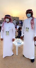 بالفيديو والصور.. إدارة المساجد والدعوة بالخرج تنفذ الإجراءات الإحترازية في مصليات العيد