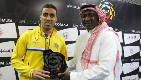 ماجد عبدالله يوجه رسالة للاعبي النصر