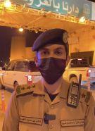 """بالفيديو.. """"أمن الطرق"""" يضبط عدداً من المخالفات بمركز الضبط الأمني الغربي"""