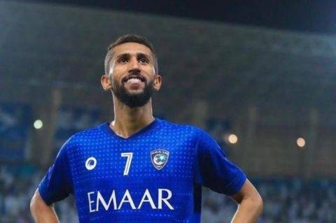 الهلال يوقع عقدًا جديدًا مع سلمان الفرج لمدة 4 أعوام