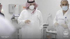 بالفيديو.. أمير عسير يطمئن على حالة 5 مصابين في حريق تنومة.. ويوجه بهذا الأمر
